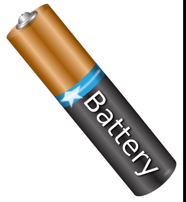 baterija, pixabay.com