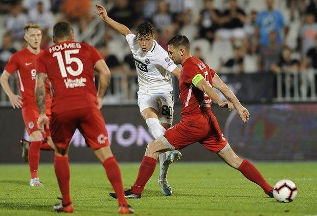 Fudbaleri Proletera drugi put odigrali nerešeno  Foto: FK Proleter
