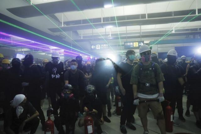 hong kong protesti, fonet
