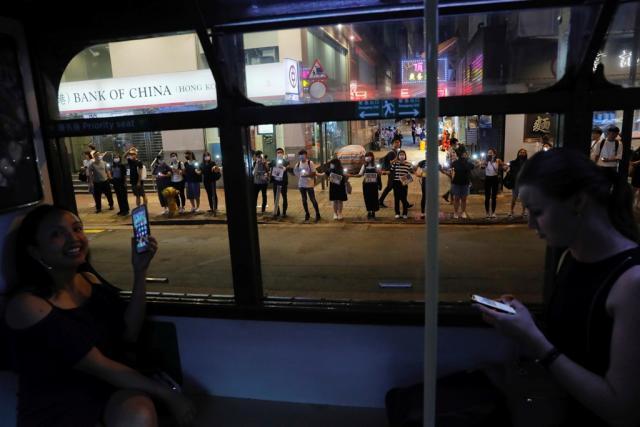 hong kong protesti, tanjug ap