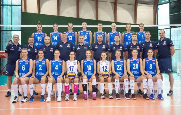 Odbojkasice Srbije/OSSRB