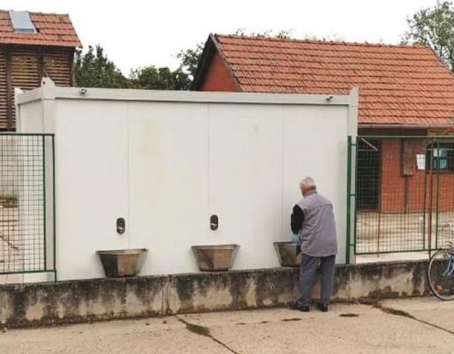 Javne česme u Adi i Molu Foto: Opština Ada