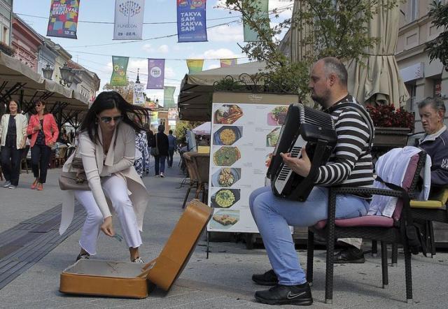"""Ovogodišnja tema Festivala fotografije je """"Novi Sad i Novosađani"""", Foto: F. Bakić"""