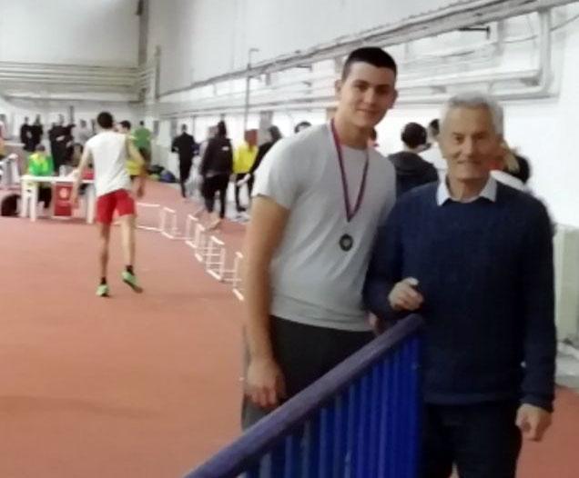 Jovan Stranić i Mirko Zeljković/Privatna arhiva