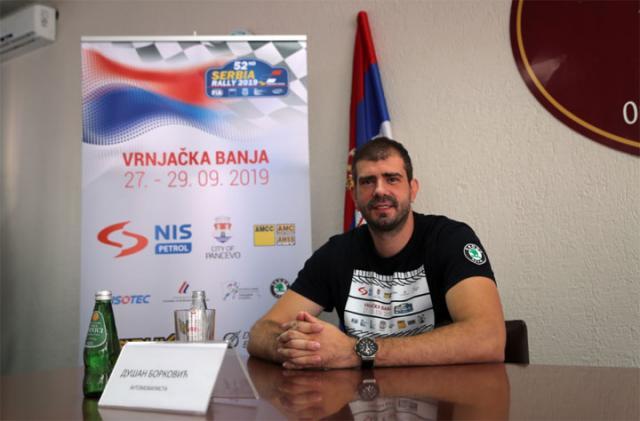 Dušan Borković/PR team