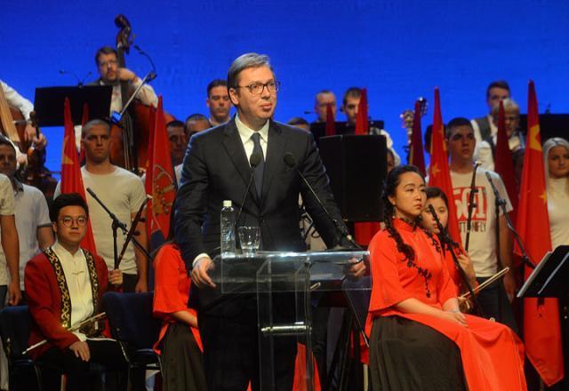 Aleksandar Vučić/Predsedništvo Srbije