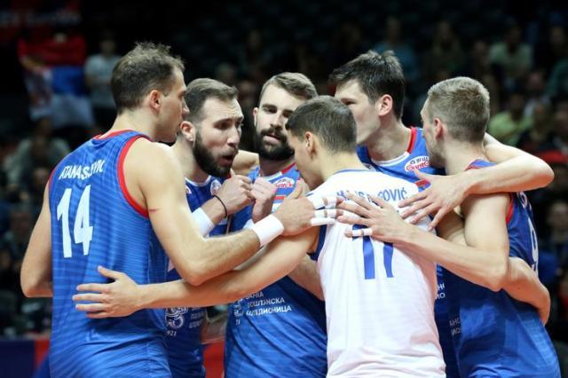 Zajedništvo vodi Srbiju do finala Evropskog prvenstva Foto: CEV