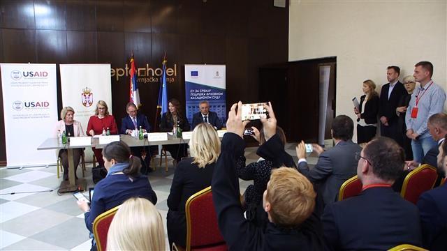 """""""Sudijski dani 2019"""" u Vrnjačkoj Banji Foto: Tanjug/video"""
