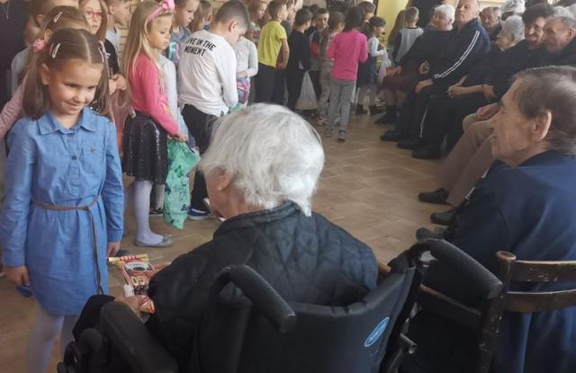 "U Gerontološkom centru ""Sombor"" Foto: Dnevnik.rs"