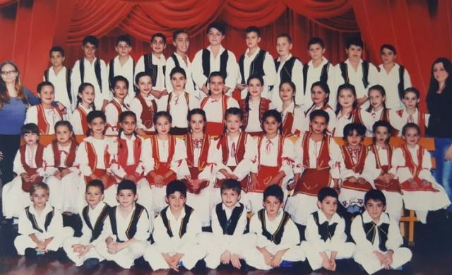 "Članovi KUD ""Jovan Aćimac"" iz Kumana Foto: privatna arhiva"