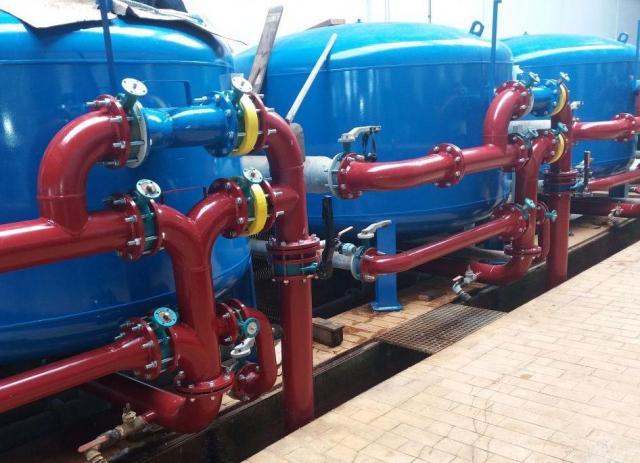 Apatinska fabrika vode Foto: Opština Apatin