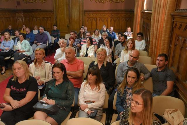 U Vršcu predstavljen nacionalni Portal otvorenih podataka Foto: Grad Vršac