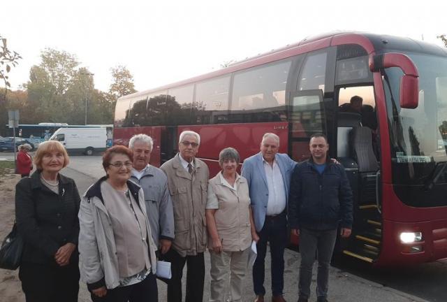 Milena Žarković, Tihomir Nikolić i članovi Komisije za banje i turizam foto: V. Bijelić