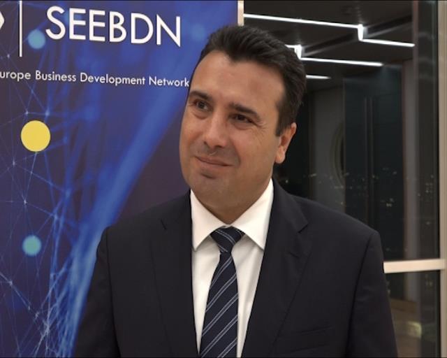 Severnomakedeonski premijer Zoran Zaev Foto: Tanjug/video