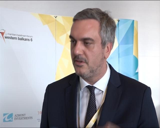 Predsednik Privredne komore Srbije Marko Čadež  Foto:Tanjug/video