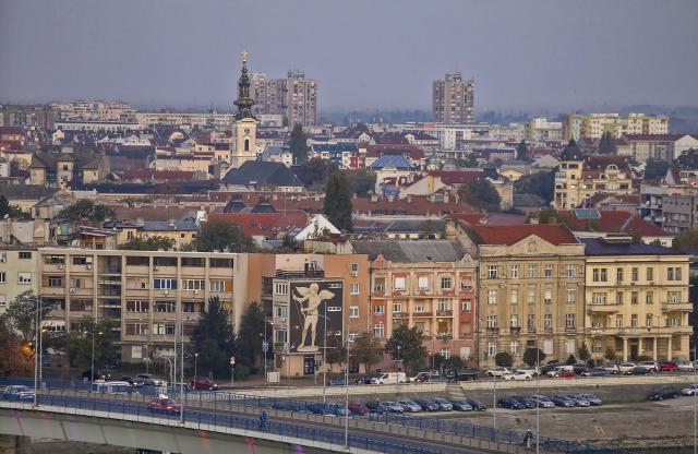 novi sad panorama, Dnevnik/Radivoj Hadžić