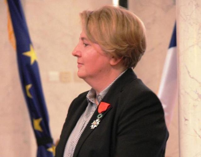 Zagorka Dolovac  dobila orden Legije časti u rangu viteza Foto: FoNet