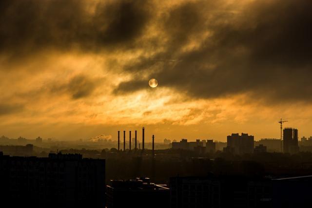 Zagađenje vazduha Foto: pixabay.com, ilustracija