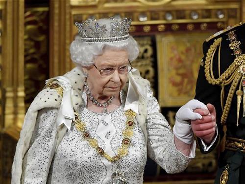 Engleska kraljica Elizabeta Druga Foto: Toby Melville/Pool via AP