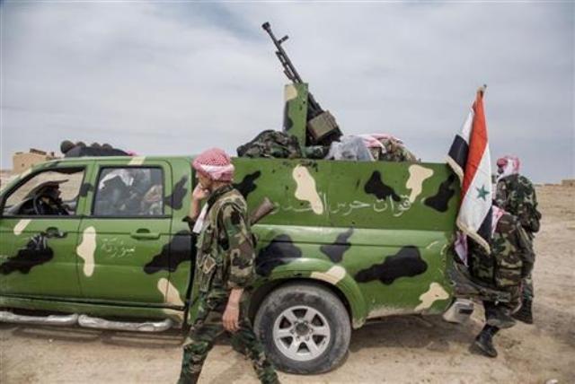 kurdi sirija