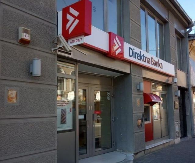 Poslovnica Direktne banke Foto: promo
