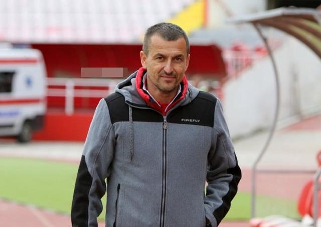 Trener Kabela Zoran Vasiljević Foto: J. Grlić