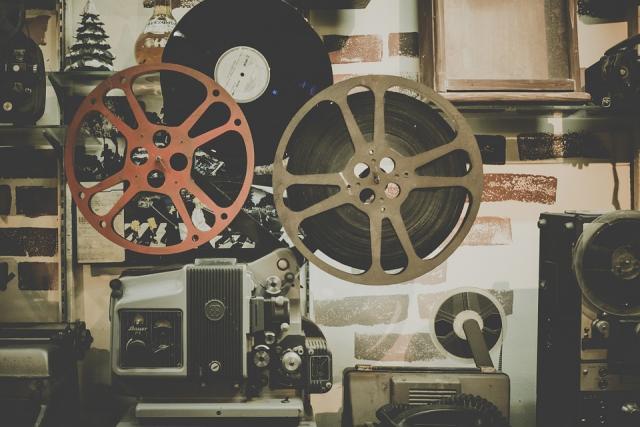 film, ilustracija pixabay