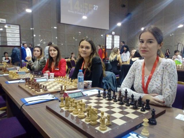 Srpke šahistkinje u narednom kolu igruju sa GruzijomFoto: M. Maksimović