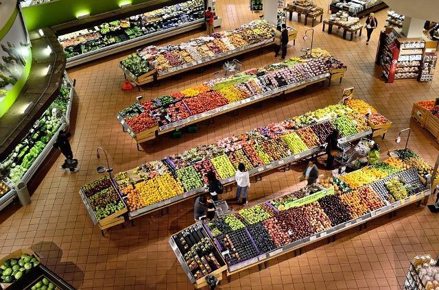 market prodavnica