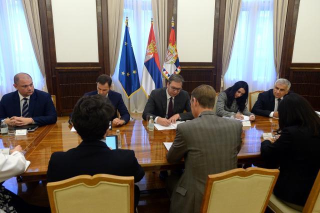 vucic i mmf, predsednistvo srbije