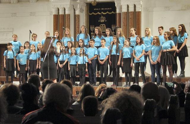 Koncert školskih horova i solista muzičkih škola u Sinagogi Foto: F. Bakić