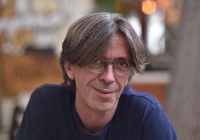 Vojislav Pantić, džez kritičar Foto: Ivana Čutura
