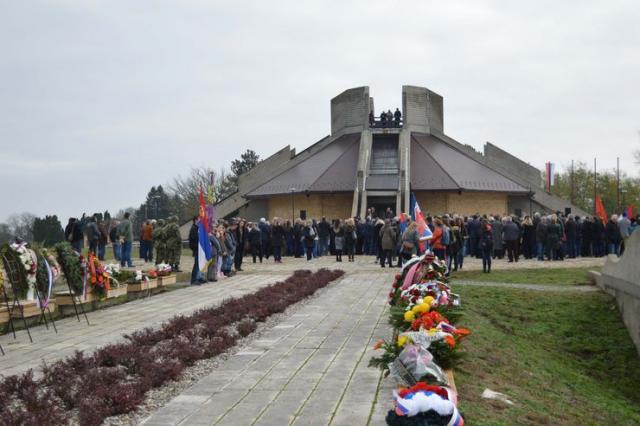 """U muzejskom kompleksu postavljena izložba """"Mladost Vojvodine u Batinskoj bitki"""" Foto: Dnevnik.rs"""