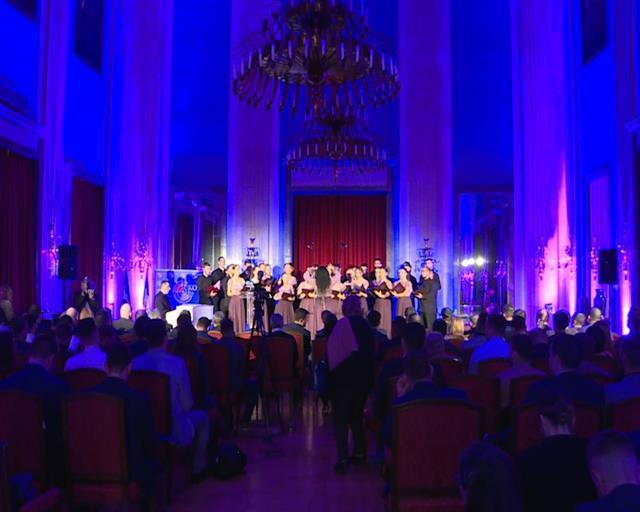 SKONUS proslavio Međunarodni dan studenata i 10 godina rada Foto:Tanjug/video