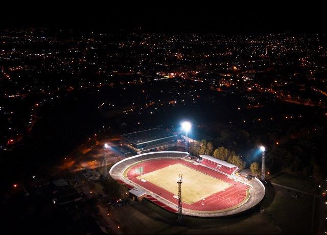 zrenjanin stadion