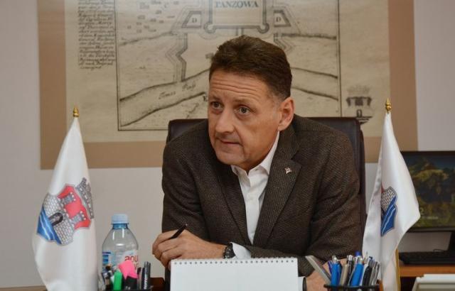 Saša Pavlov, gradonačelnik Pančeva Foto: V. Fifa