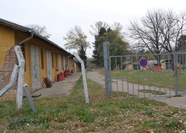 Kasarne u Novom Sadu po sniženoj ceni Foto: Dnevnik.rs