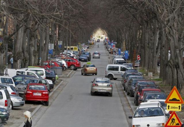 ulica, saobraćaj, grad Foto: Dnevnik.rs/R. Hadžić