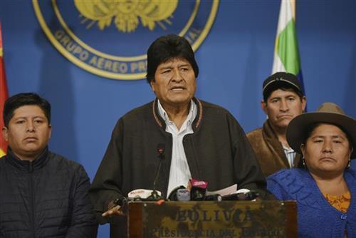 Evo Morales, bolivijski predsednik  Foto: Tanjug