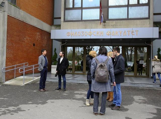Filozofski fakultet Univerziteta u Novom Sadu Foto: Dnevnik.rs/F. Bakić