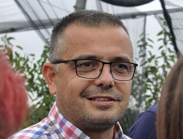 Ministar poljoprivrede Branislav Nedimović Foto: F. Bakić