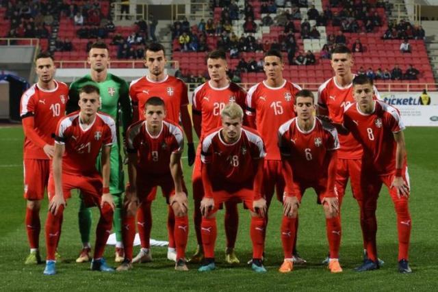 Ekipa Srbije Foto: FSS