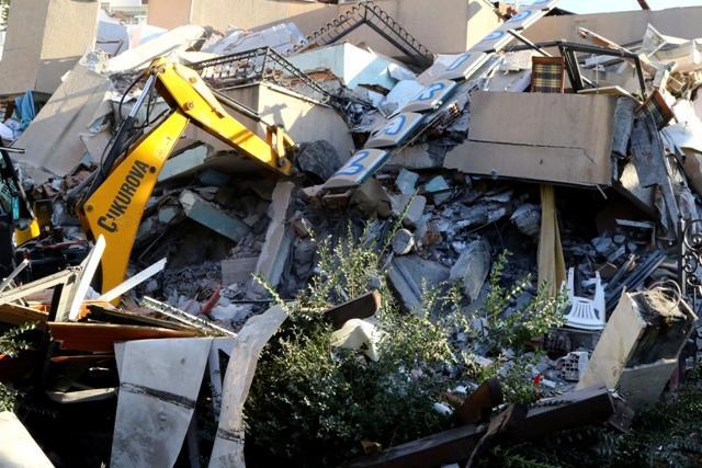 albanija zemljotres