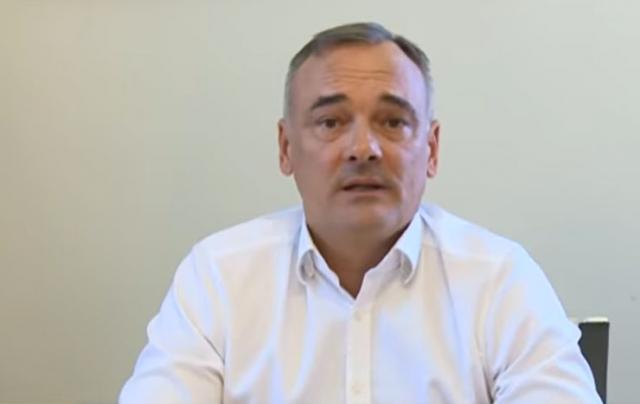 Žolt Borkai, gradonačelnik Đera Foto: Youtube/printscreen