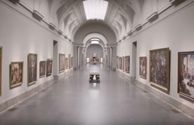 Muzej Prado u Madridu foto: Youtube/printscreen