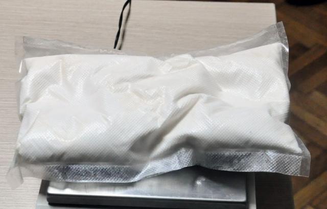 Zaplenjen heroin Foto: MUP Srbije