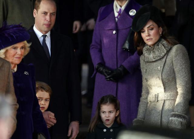 Фонет/АП/Краљевска породица Велике Британије