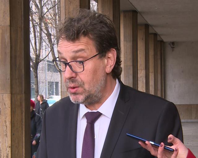 Predstavnik Demokratskog saveza Hrvata u Vojvodini Tomislav Žigmanov Foto: Tanjug/video