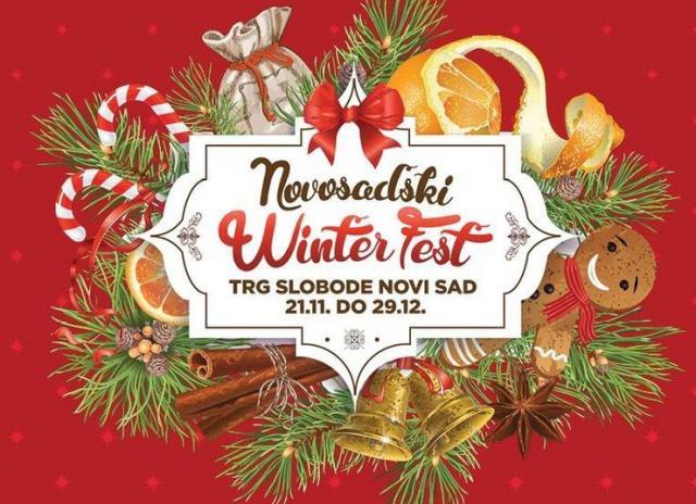 Novosadski Winter fest Foto: promo