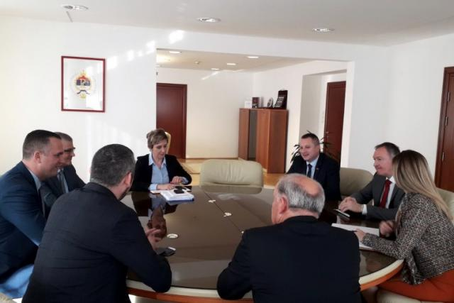 Razgovori delegacija Vojvodine i RS u Banjaluci Foto:. Pokrajinska vlada